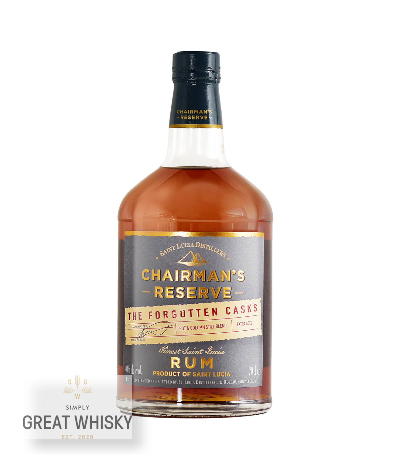 "CHAIRMAN´S RESERVE ""The Forgotten Cask"" - Bild 1"